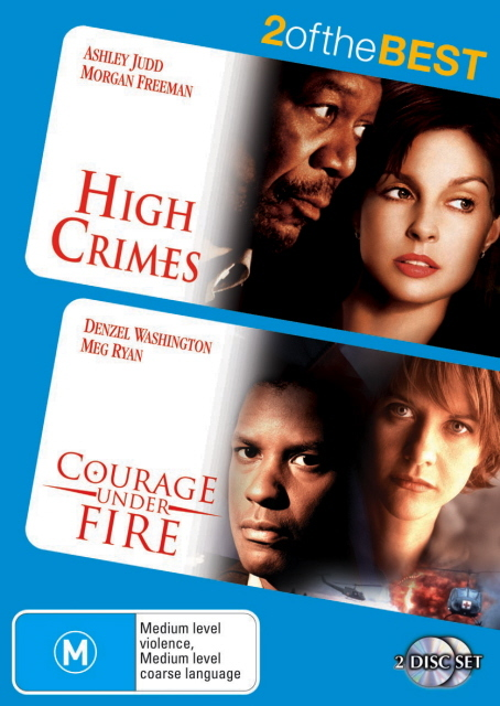 High Crimes / Courage Under Fire (2 Disc Set) on DVD