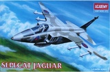 Academy SEPECAT Jaguar 1/144 Model Kit