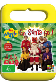 The Wiggles: Go Santa Go on DVD
