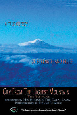 Cry from the Highest Mountain by Tess Burrows image
