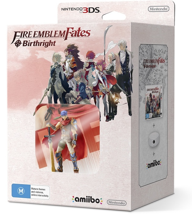 Fire Emblem Fates: Birthright Bundle for 3DS