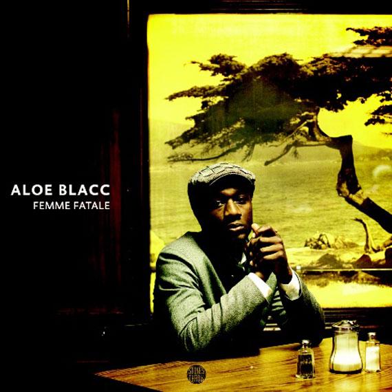 """Femme Fatale (7"""" Vinyl) by Aloe Blacc image"""