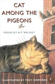 Cat Among the Pigeons by Kit Wright image