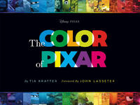 The Color of Pixar by Tia Kratter
