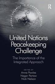 United Nations Peacekeeping Challenge by Anna Powles image