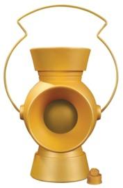DC Comics: Yellow Lantern Power Battery - Prop Replica Set