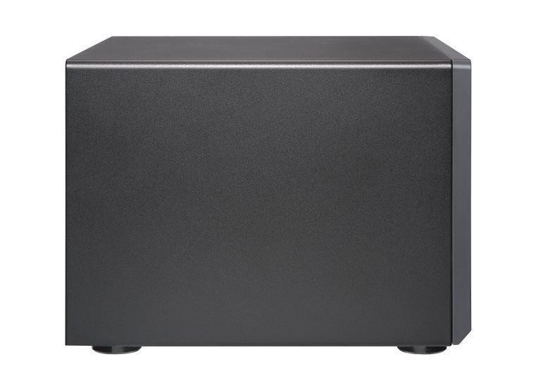 Qnap Tvs-882Br-Odd-I5-16G 8-Bay Nas (No Disk), 1 X Blu-Ray , Core I5-7500 3.4 Ghz, 16Gb, 250W image