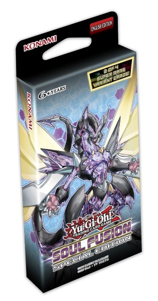 Yu-Gi-Oh! Soul Fusion Special Edition