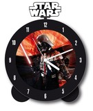 Star Wars Bedside Alarm Clock - Darth Vader Topper