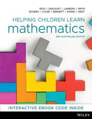 Helping Children Learn Mathematics by Robert Reys