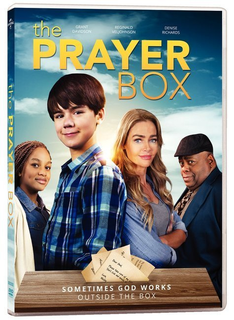 The Prayer Box on DVD image