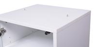 Modular Display Cube - White
