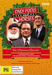 Only Fools And Horses - Christmas Specials, The (4 Disc) on DVD