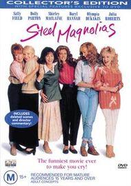 Steel Magnolias on DVD image