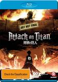 Attack on Titan - Collection 1 (Limited Edition) on Blu-ray