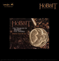 The Hobbit: Desolation of Smaug Treasure Coin #3 - by Weta