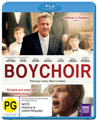 Boychoir on Blu-ray