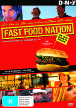 Fast Food Nation on DVD