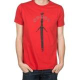The Witcher 3 Silver Sword Premium T-Shirt (Medium)