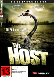 The Host - Special Edition on DVD image