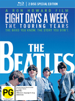 The Beatles: Eight Days a Week - The Touring Years (Deluxe DigiBook Edition) on Blu-ray