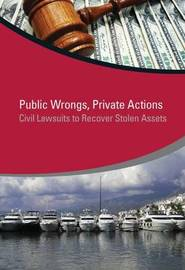 Public Wrongs, Private Actions by Jean- Pierre Brun