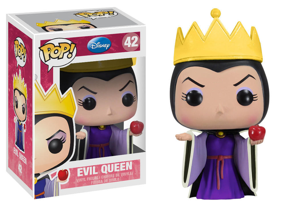 Disney - Evil Queen Pop! Vinyl Figure image