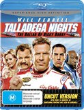 Talladega Nights - The Ballad Of Ricky Bobby: Uncut Version on Blu-ray