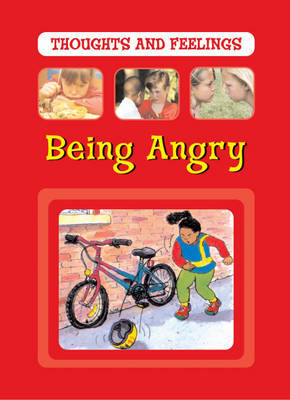 Being Angry by Julie Johnson image