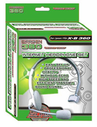 Internet Headphone Set for Xbox 360 image