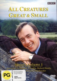 All Creatures Great & Small - Season 1 - Vol 1 (3 Disc Set) on DVD image