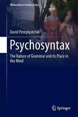 Psychosyntax by David Pereplyotchik