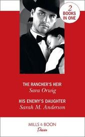 The Rancher's Heir by Sara Orwig