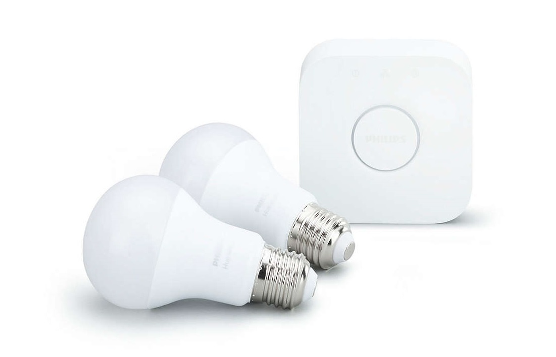 Philips Hue White Starter Kit - Edison Screw image