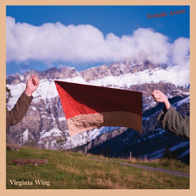 Ecstatic Arrow (blue vinyl) by Wing
