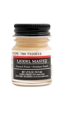 Testors: Enamel Paint - Radome Tan (Flat) image