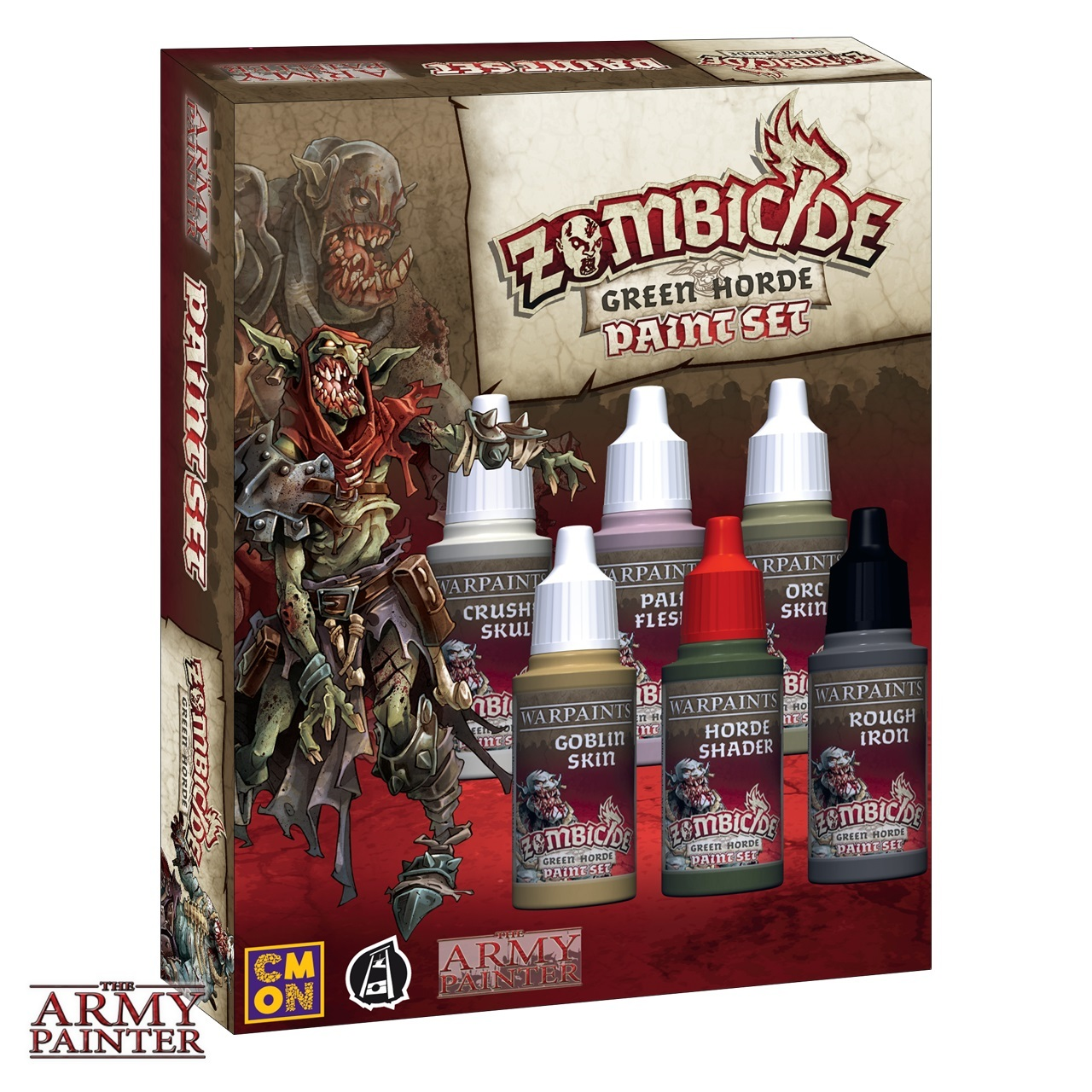 Army Painter Warpaints Zombicide: Green Horde Set image