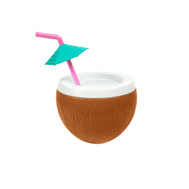 Sunnylife: Sipper - Coconut