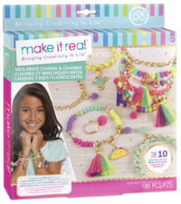 Make It Real - Neo-Brite Chains & Charms
