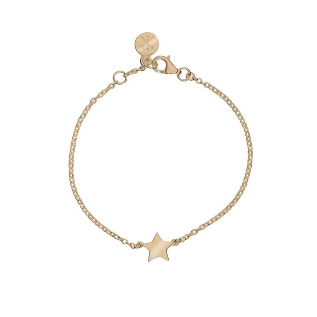 Bo + Bala: Wish Bracelet Yellow Gold - Exclusive Style