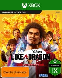 Yakuza: Like a Dragon Day Ichi Steelbook Edition for Xbox One