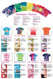 Tulip: Classic - One Step Tie-Dye Kit (3 Colours)