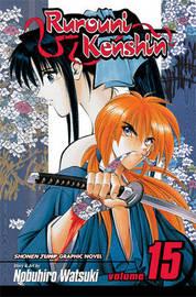 Rurouni Kenshin: v. 15 by Nobuhiro Watsuki image