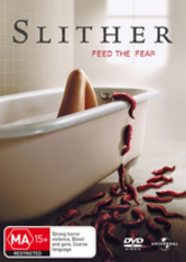 Slither on DVD