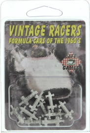 Vintage Racers - Formula Cars Of The 1960's image