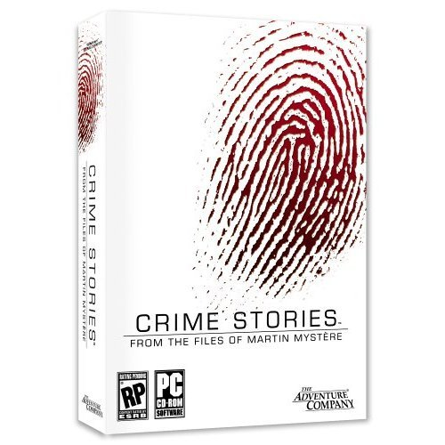 Crime Stories From The Files of Martin Mystere for PC Games