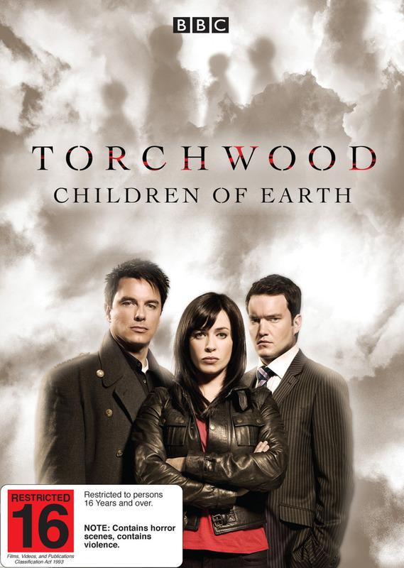 Torchwood - Children of Earth (2 Disc Set) DVD
