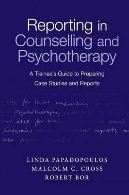Reporting in Counselling and Psychotherapy image