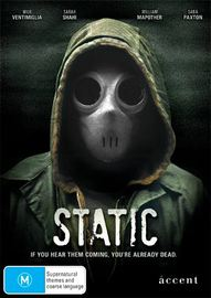 Static on DVD