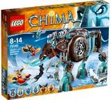 LEGO Legends of Chima - Maula's Ice Mammoth Stomper (70145)